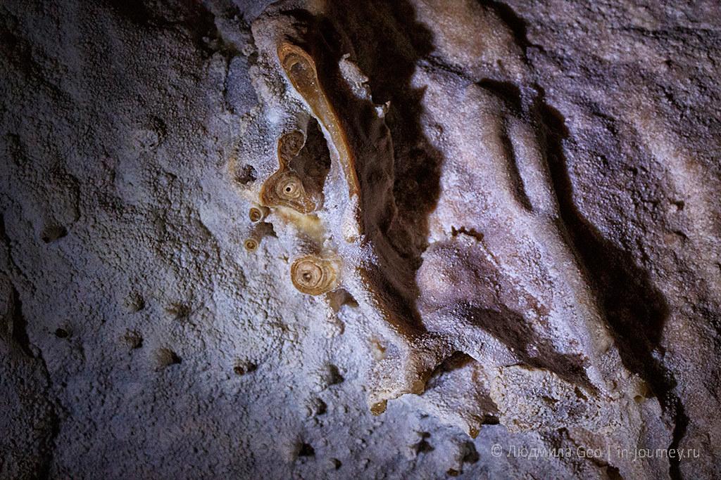 Фоторассказ о посещении Мраморной пещеры