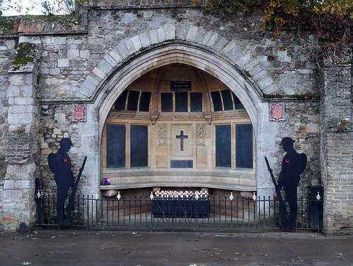 Ely War Memorial