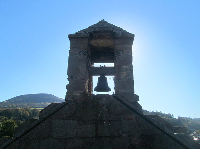 Melrose Abbey Bell