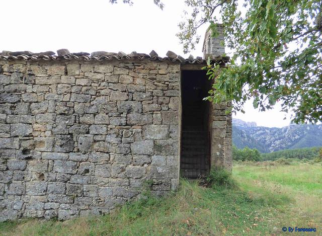 Solsonès 18 -03- Veinats de Guixers i Valls -05- Sant Martí de Guixers (Romànic) -05- Cara norte 01
