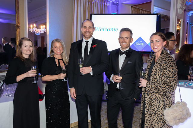 ICSA Guernsey Annual Awards Dinner 2018