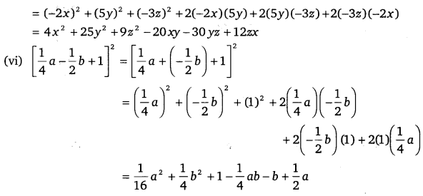 NCERT Solutions for Class 9 Maths Chapter 2 Polynomials 15