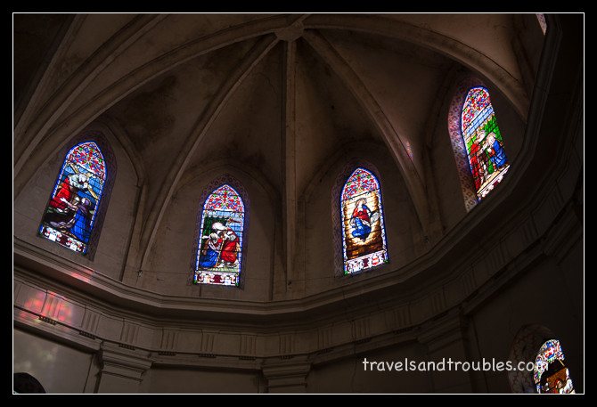 Eglise de Casteljaloux
