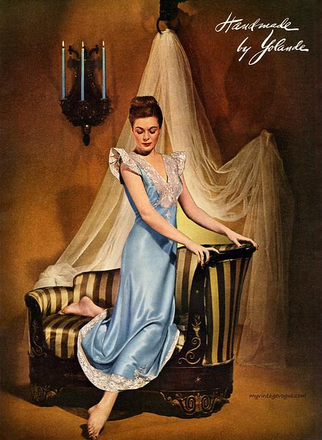 Handmade by Yolande 1946