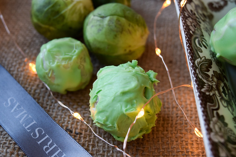 Brussels Sprout Truffles