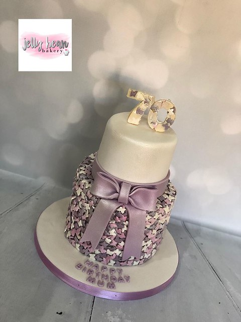 Cake by Jelly Bean Bakery
