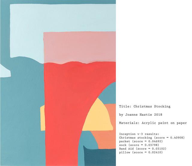 JoanneHastie-MachineLearning-Chirstmas Stocking