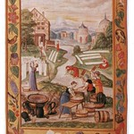 Splendor Solis Plate XXI - The Fifth Treatise, Part I, 3rd Chapter