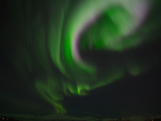 Big aurora on dec 3