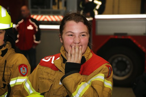 Nieuw voertuig voor de jeugdbrandweer Enkhuizen © WEEFF