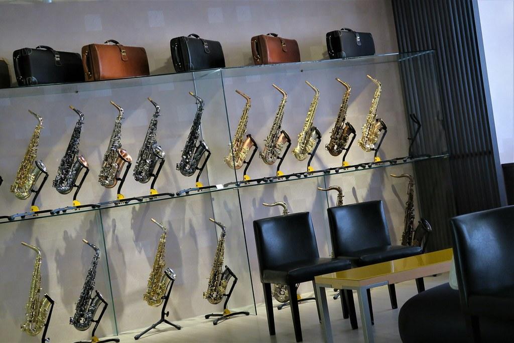 后里區薩克斯風博物館 (12)