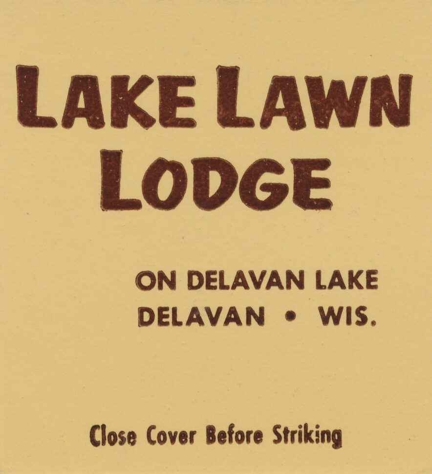 Lake Lawn Lodge - Delavan, Wisconsin