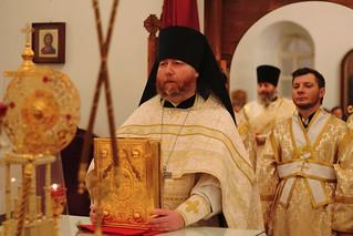 07.01.2019 | Рождественское богослужение в Юрьевом монастыре