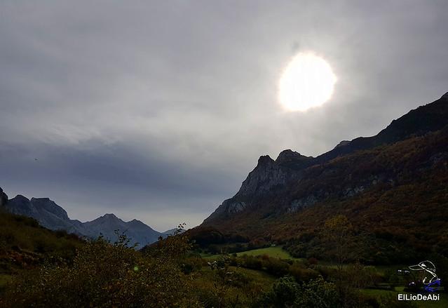 Ruta al Lago del Valle en Somiedo 2