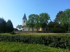 20140619 003 Sercy Kirche Türme Bäume - Photo of Santilly