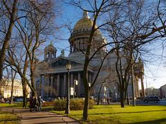 Saint PetersburgSaint - Isaac's Cathedral (Isaakievskiy Sobor) 10
