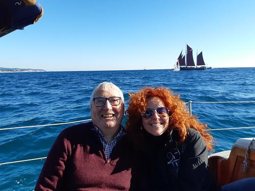 Trobada d'hivern a Arenys de Mar. 12 de gener de 2019.
