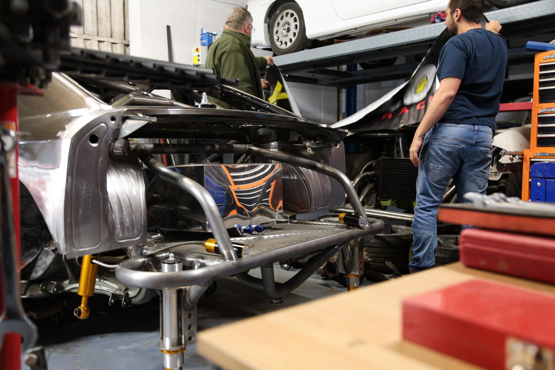 YSR | Tom's Nissan Silvia S15