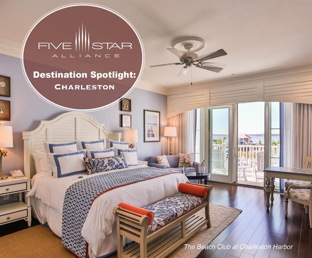 Destination Spotlight: Charleston
