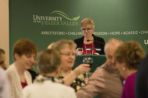 UFV retirement celebration  2018