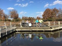 Bikes and Brews Ride Lake Artemesia