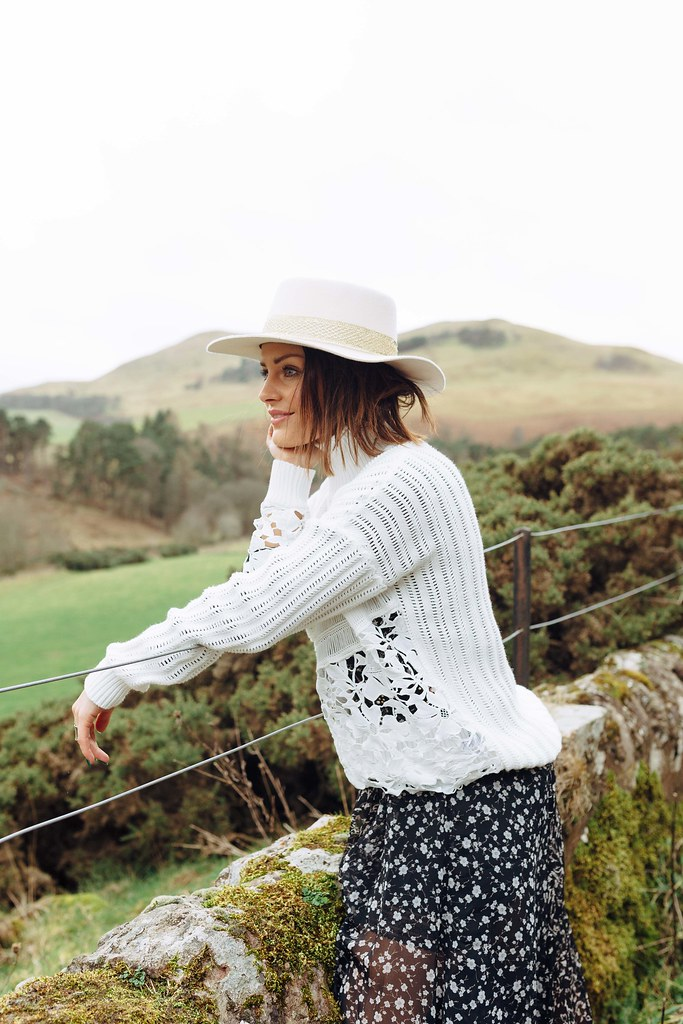The Little Magpie Scottish Blogger French Connection Spring Summer 19 Collection Edinburgh Pentlands