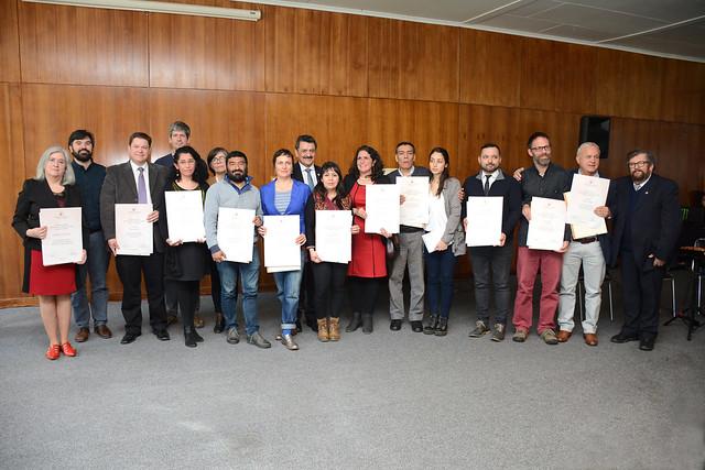 UACh reconoce y destaca la labor de vinculación y extensión de sus académicos y profesionales