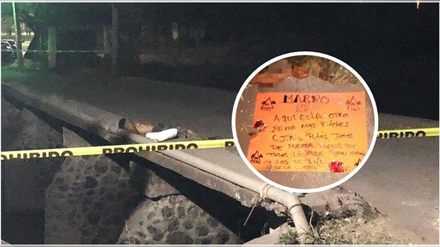 Líder del Cártel Santa Rosa de Lima deja temible mensaje al CJNG en Guanajuato