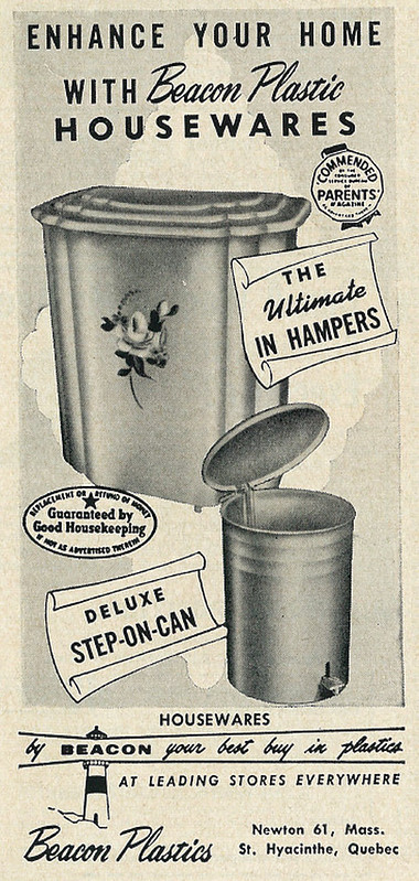 Beacon Plastics 1958
