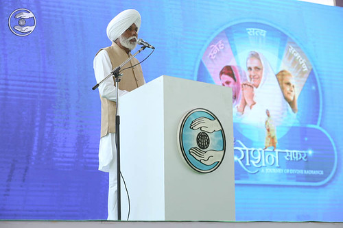 Punjabi speech by Boota Singh, Kotkapura, PB