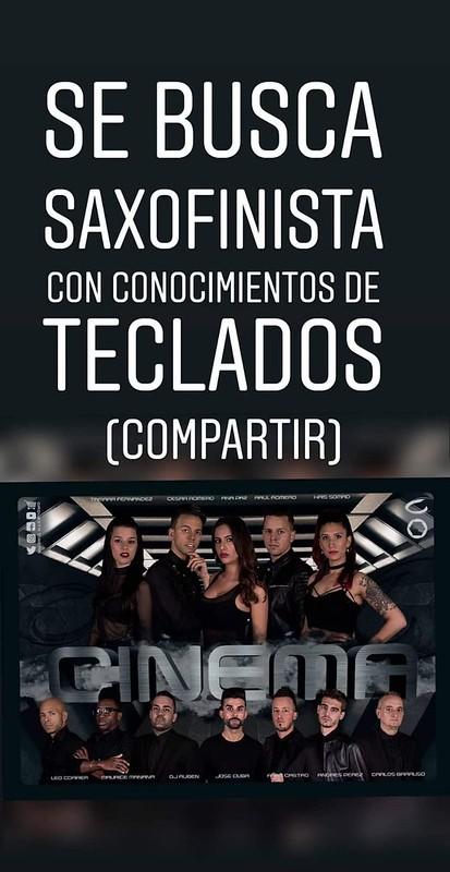 Anuncio Orquesta Cinema.