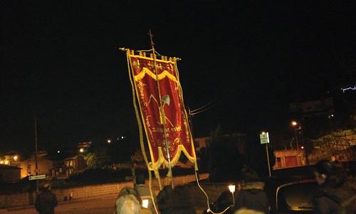Procissão em Honra Stª Bárbara