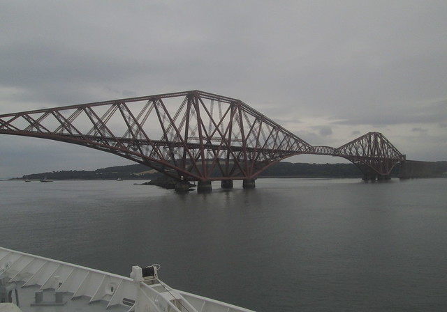 Forth Bridge, Middle and South Spans