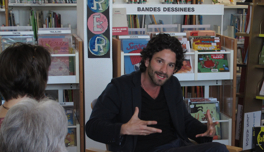 Miguel Bonnefoy, 2014