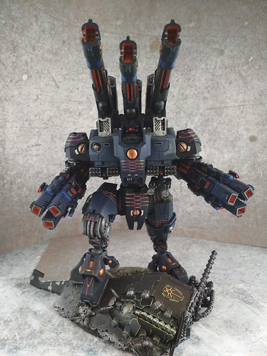 KX139 Taunar Supremacy Armour with Battlesuit Commander00018