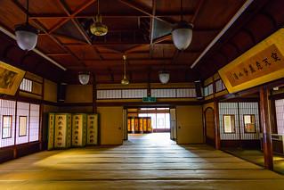 Traditional Japanese inn 2    大広間