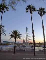 20150621 Port Barcelona Lluna Colom
