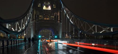 Tower Bridge traffic