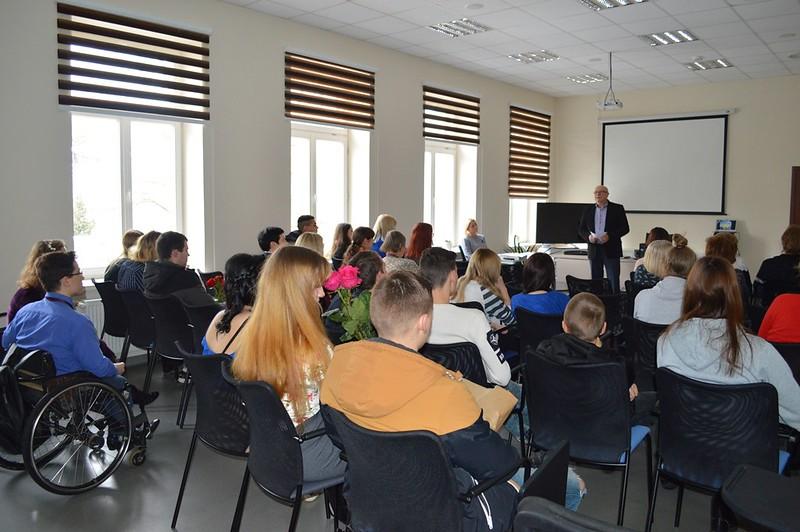 Diplomų įteikimo šventė 2019-01-30
