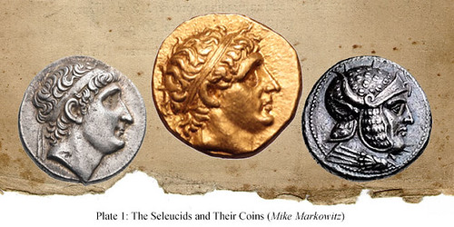 Seleucids and Their Coins banner