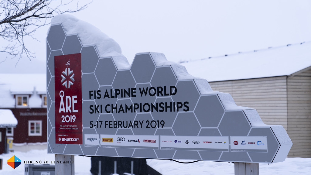 ÅRE 2019 is coming to town aka FIS Alpine World Ski Championships