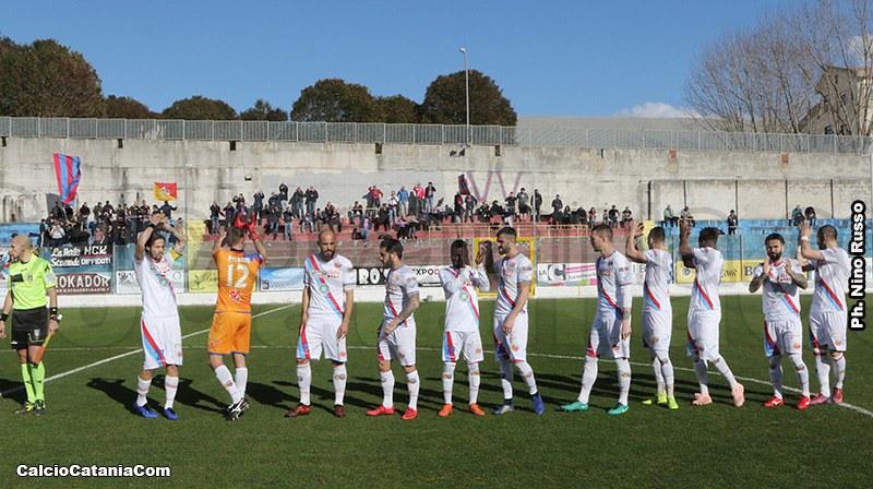 Reggina-Catania (1-0): cronaca live