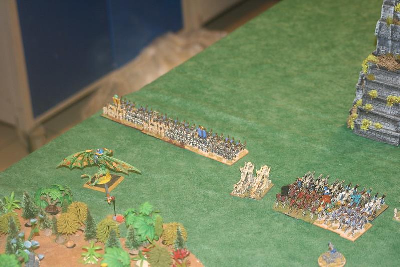 [4000 - Orcs+HL vs Khemri] La bataille des pyramides noires 47328342772_793517f051_c