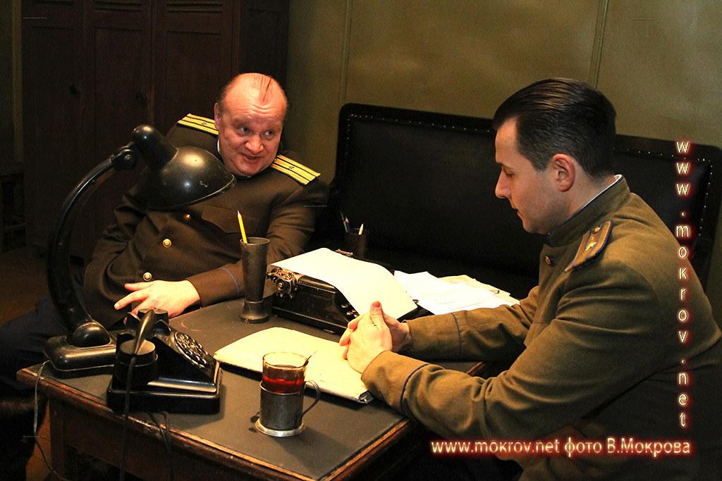 Актер - Каморзин Борис роль Макакагон  сериал «Декабристка».