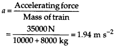 NCERT Solutions for Class 9 Science Chapter 9 Force and Laws of Motion 7