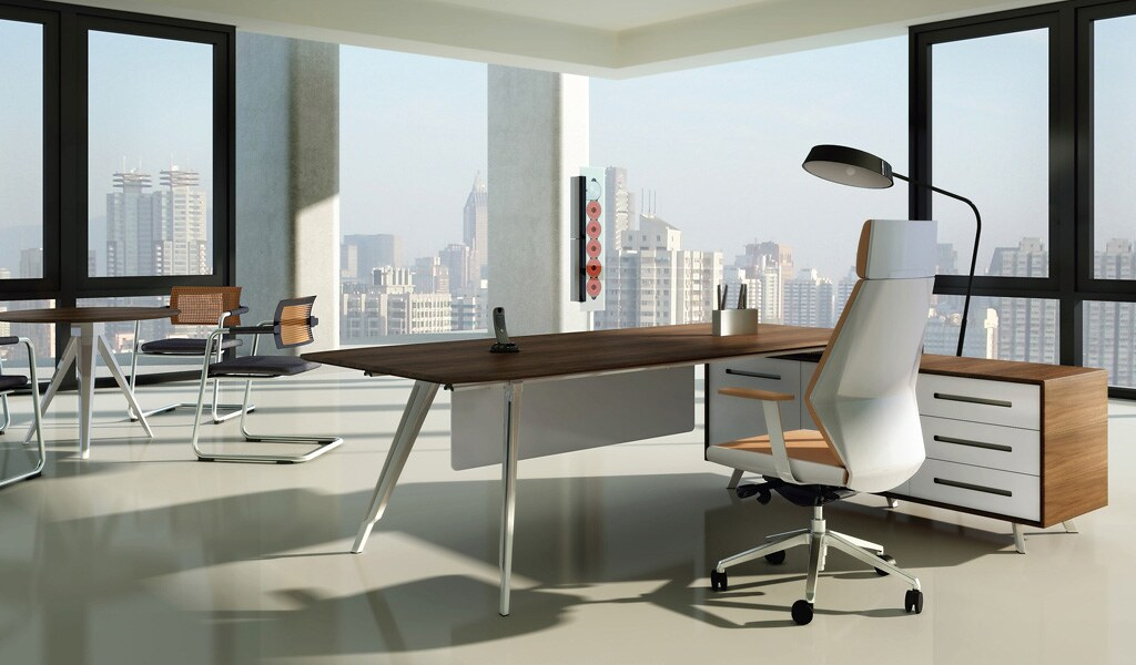 A high-quality ergonomic office chair can improve workflow - Image 1