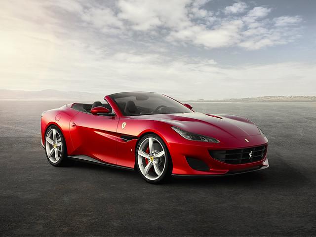 Comprar Ferrari Portofino