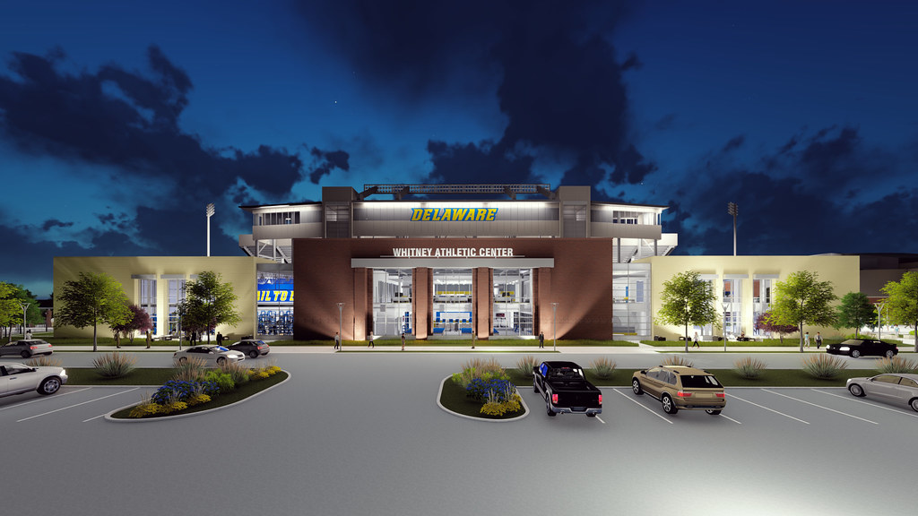 Delaware set to begin $60 million athletics renovations