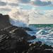 Newquay 2018 - Sea Spray at South Fistral