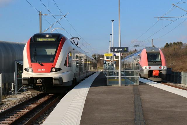 2018-12-13, SNCF/CFF, Meroux (Belfort - Montbéliard TGV)